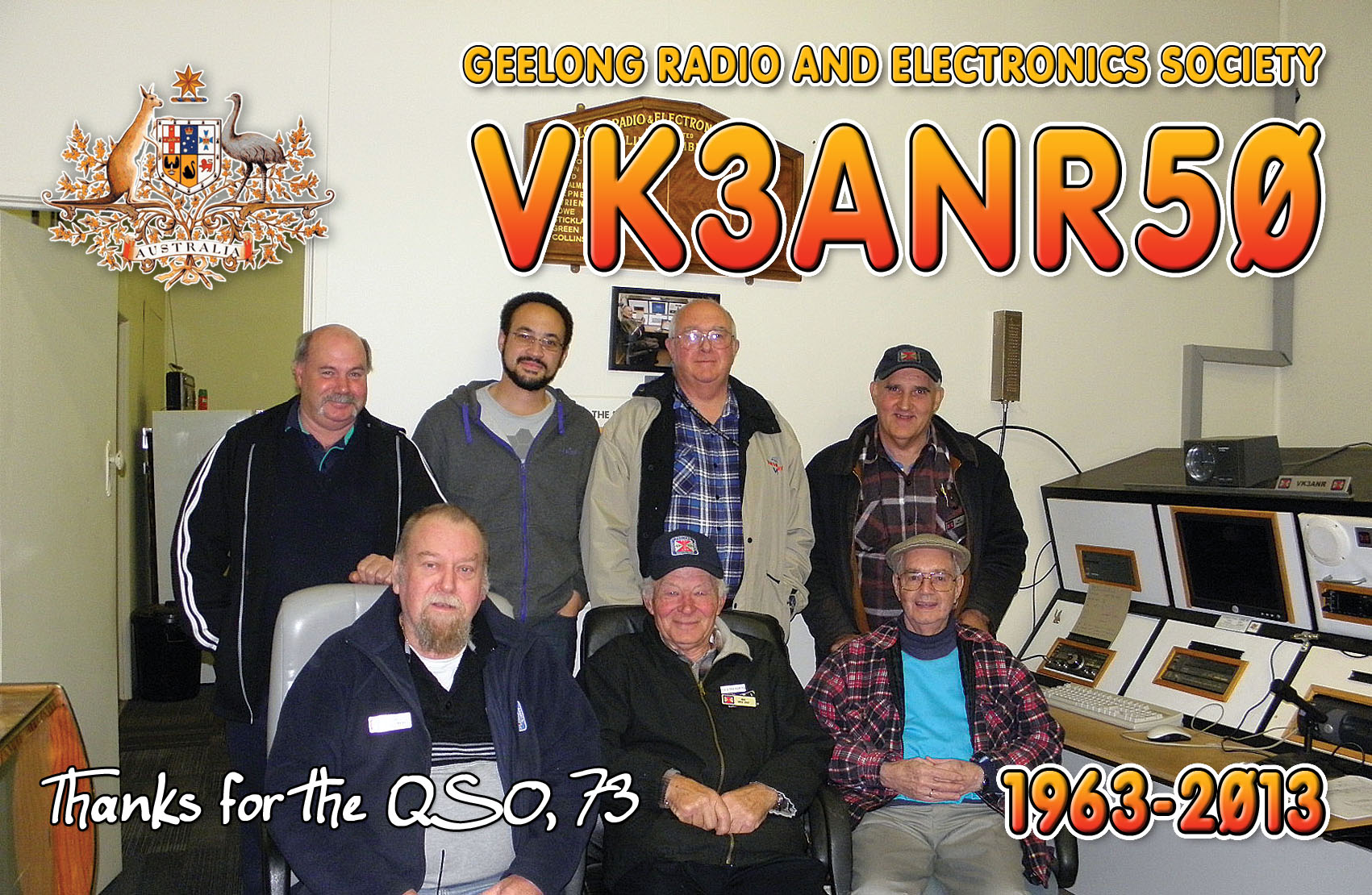 Primary Image for VK3ANR50