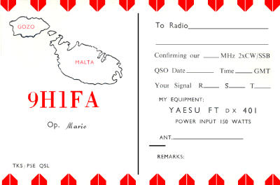 Primary Image for 9H1FA