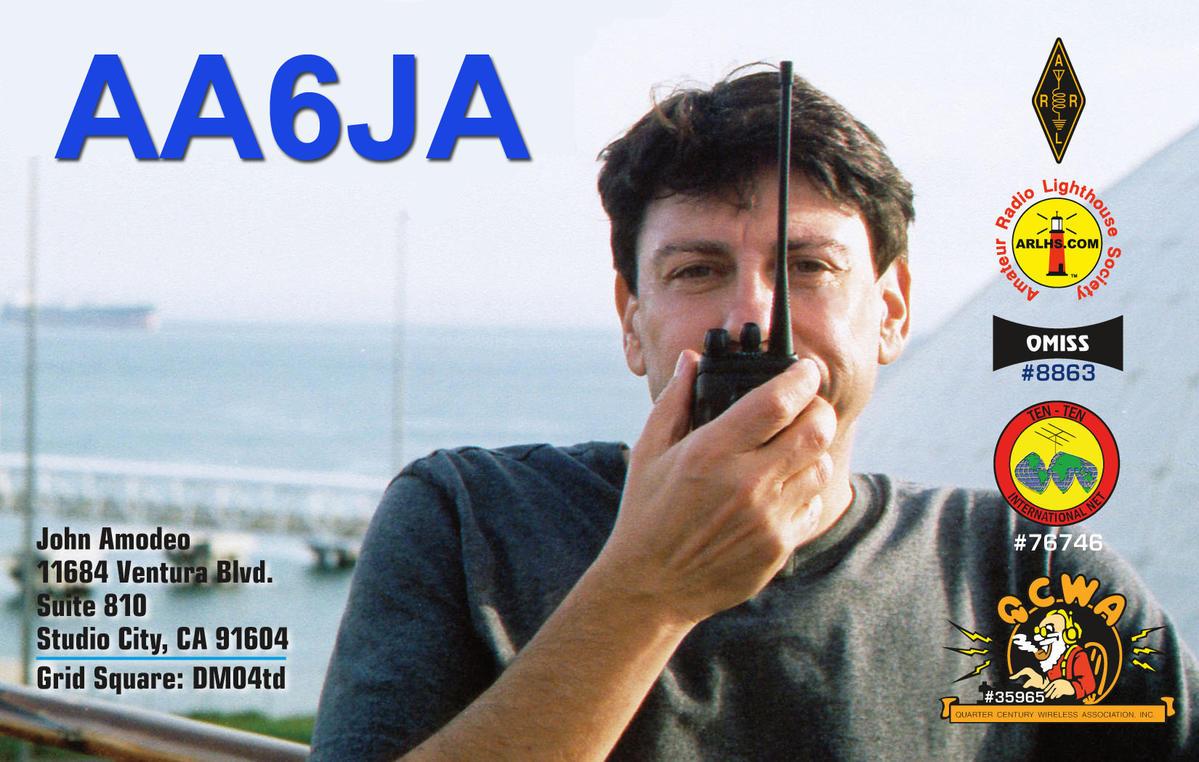 Primary Image for AA6JA