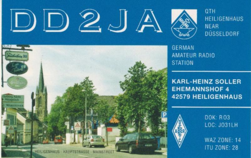 Primary Image for DD2JA