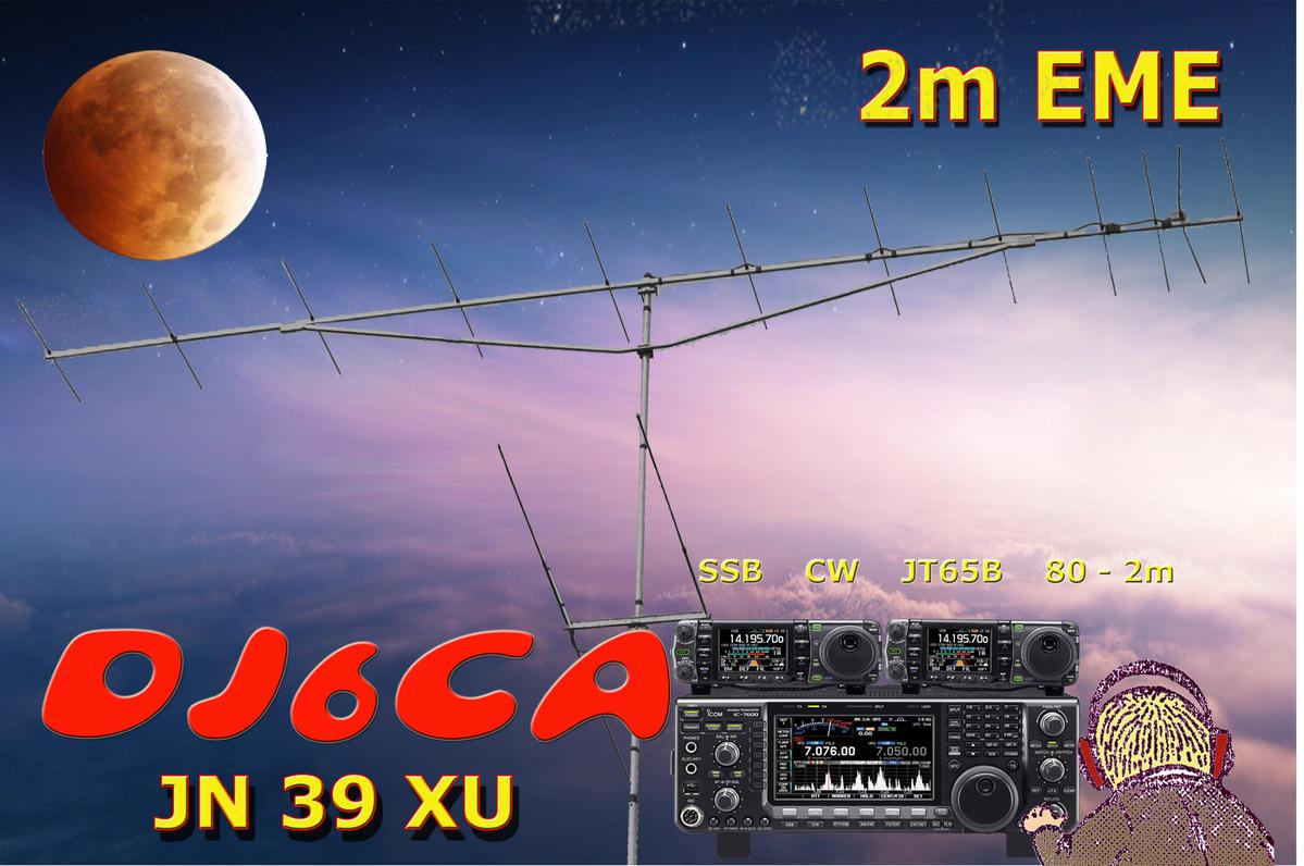 Primary Image for DJ6CA