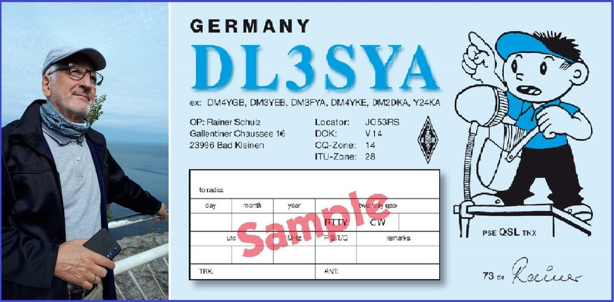 Primary Image for DL3SYA