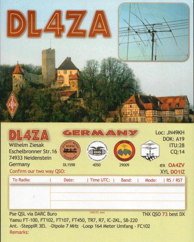Primary Image for DL4ZA