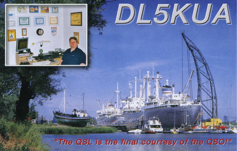 Primary Image for DL5KUA