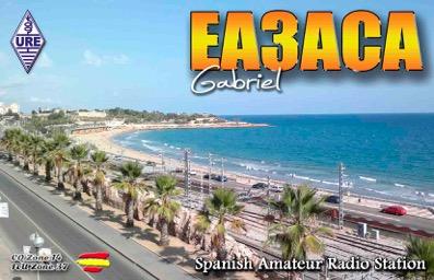 Primary Image for EA3ACA