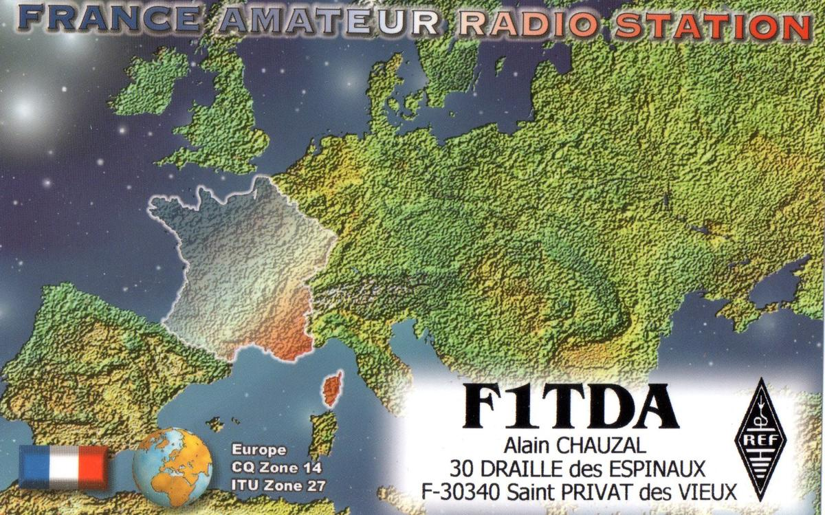 Primary Image for F1TDA