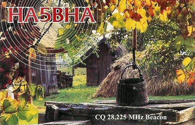 Primary Image for HA5BHA