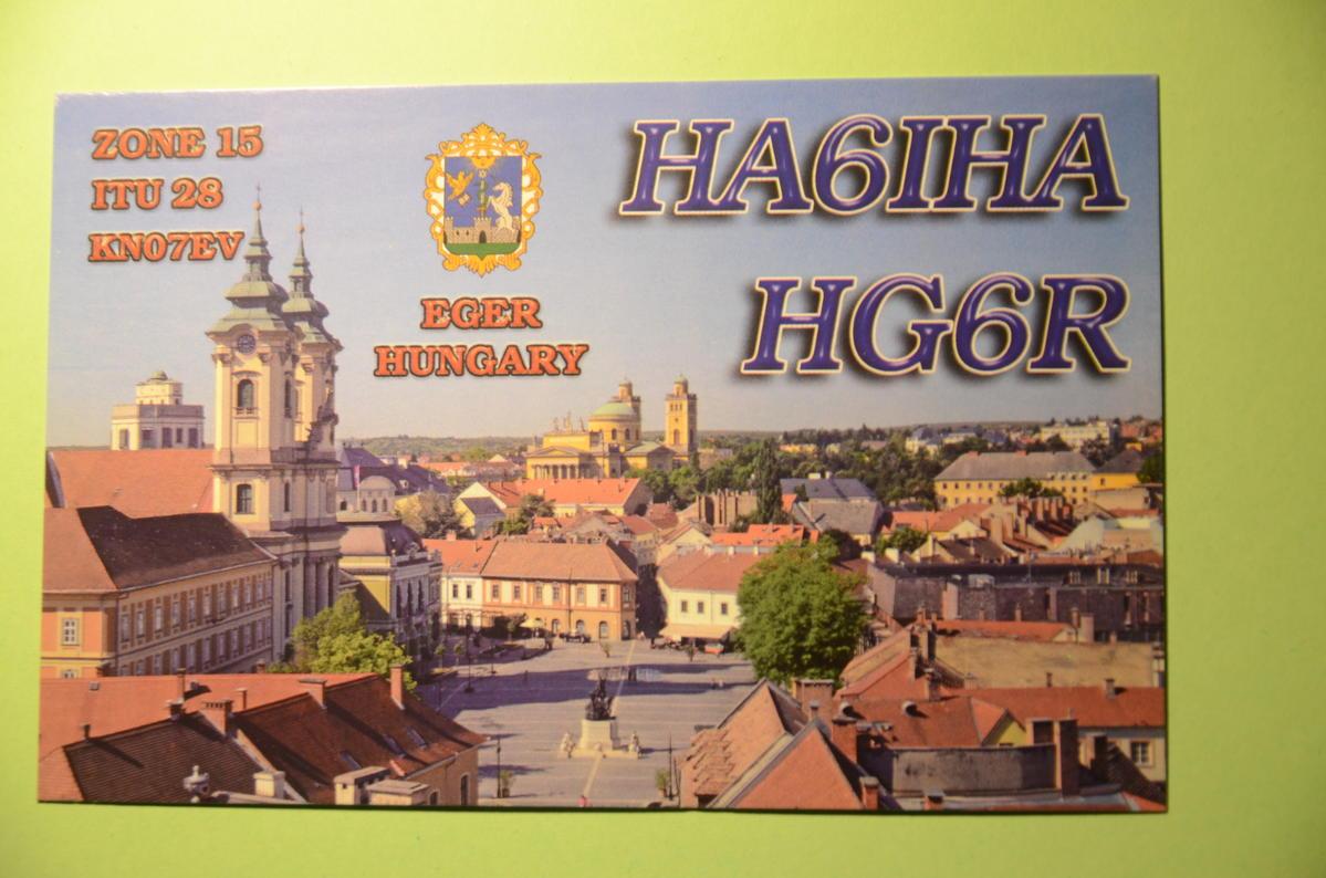 Primary Image for HA6IHA