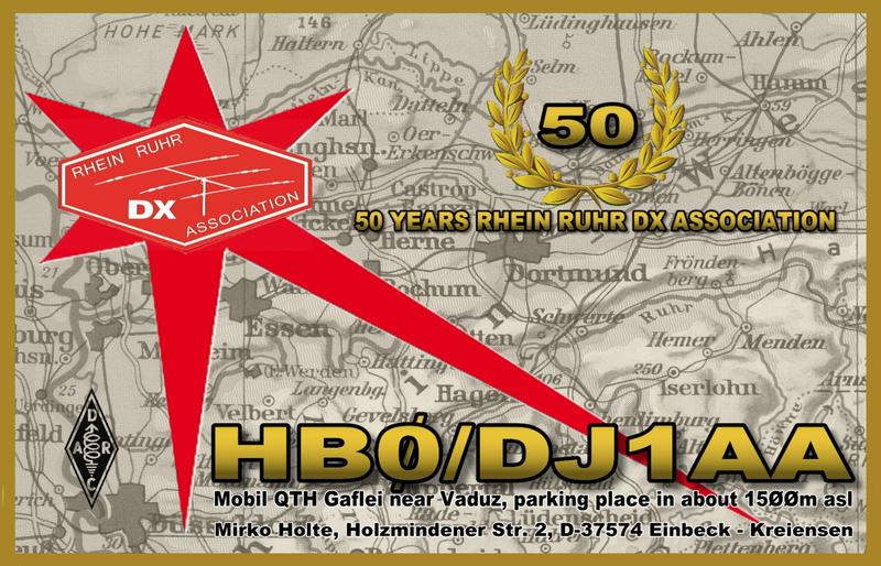 Primary Image for HB0/DJ1AA