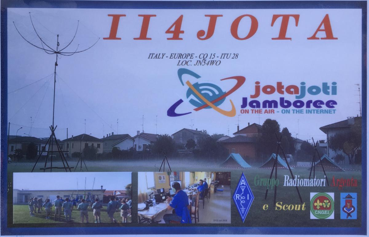Primary Image for II4JOTA
