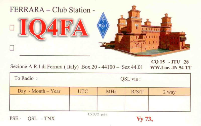 Primary Image for IQ4FA