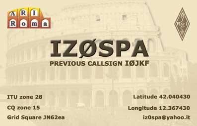 Primary Image for IZ0SPA