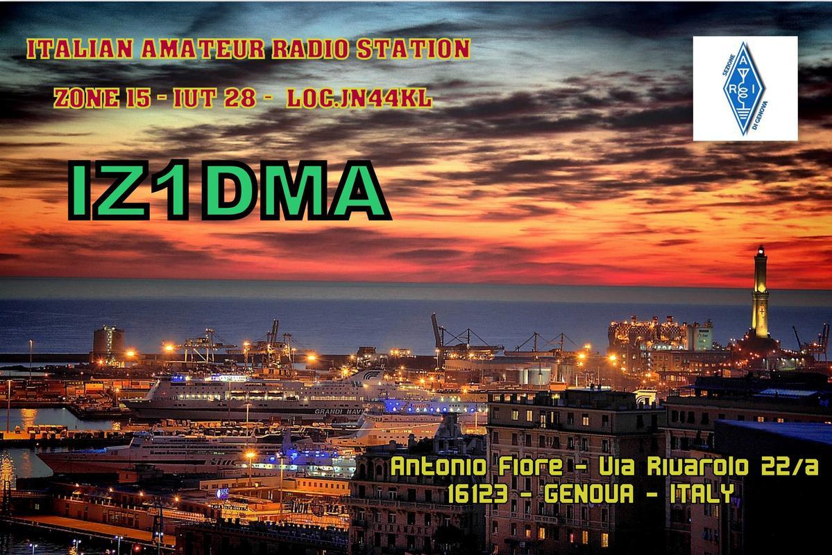 Primary Image for IZ1DMA