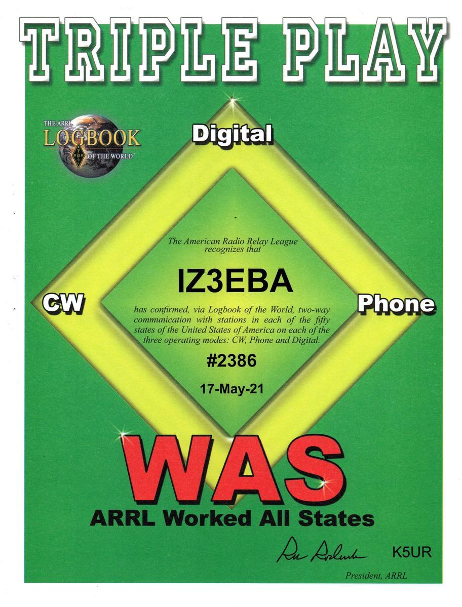 Primary Image for IZ3EBA