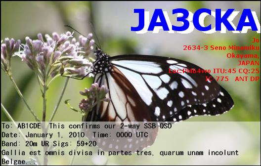 Primary Image for JA3CKA
