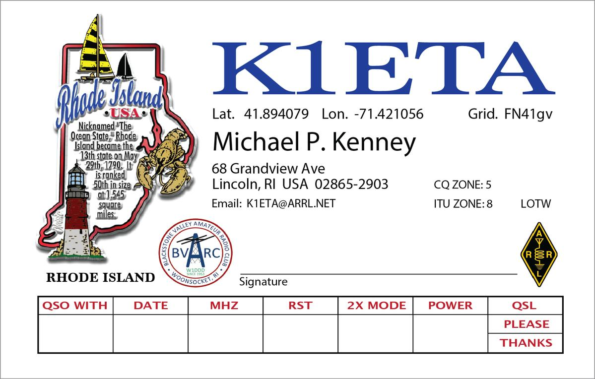 Primary Image for K1ETA