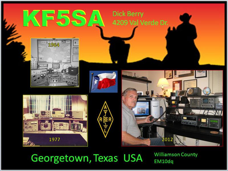 Primary Image for KF5SA