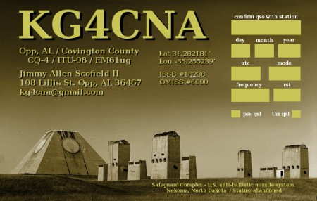 Primary Image for KG4CNA