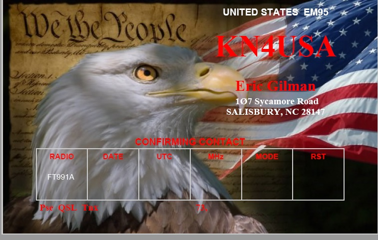 Primary Image for KN4USA