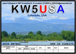 Primary Image for KW5USA