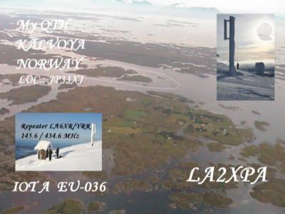 Primary Image for LA2XPA