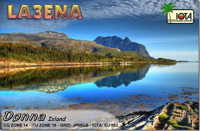 Primary Image for LA3ENA