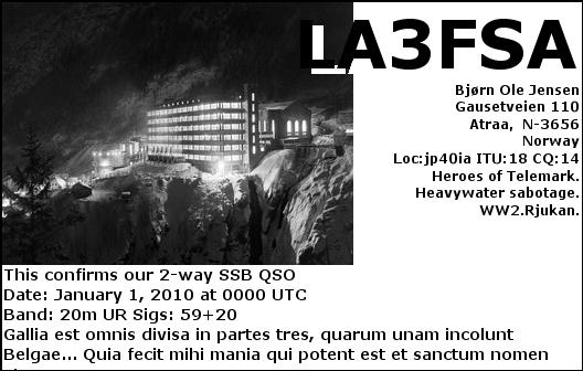 Primary Image for LA3FSA