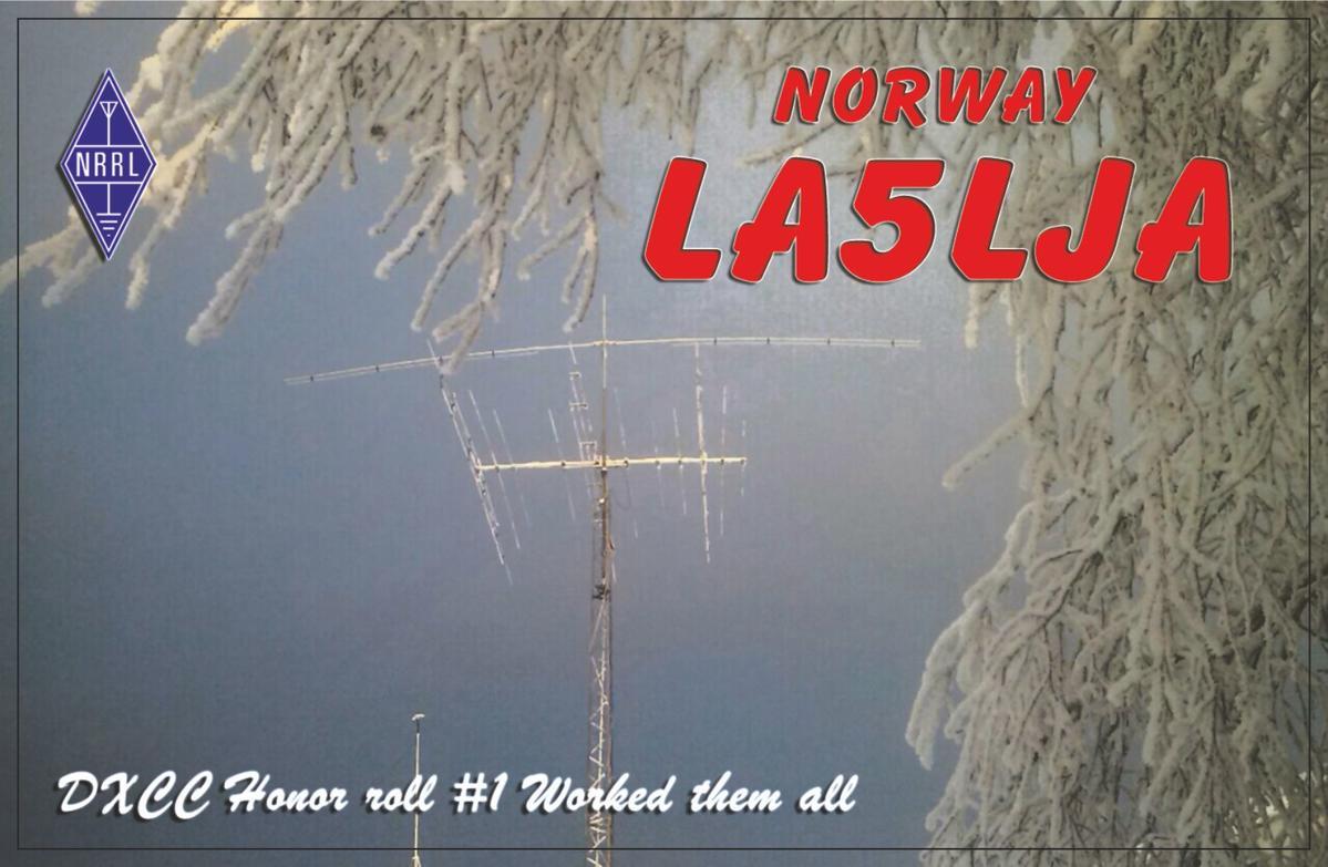 Primary Image for LA5LJA