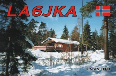 Primary Image for LA6JKA