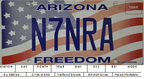 Primary Image for N7NRA