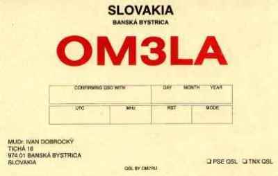 Primary Image for OM3LA