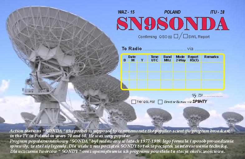 Primary Image for SN9SONDA