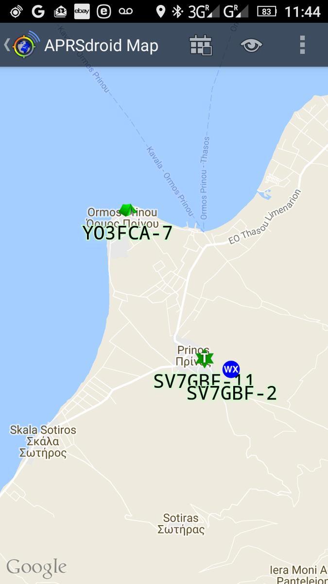 Primary Image for SV8/YO3FCA