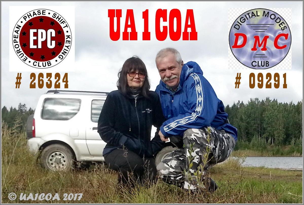 Primary Image for UA1COA