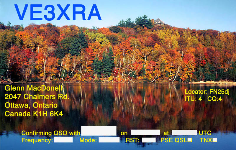 Primary Image for VE3XRA