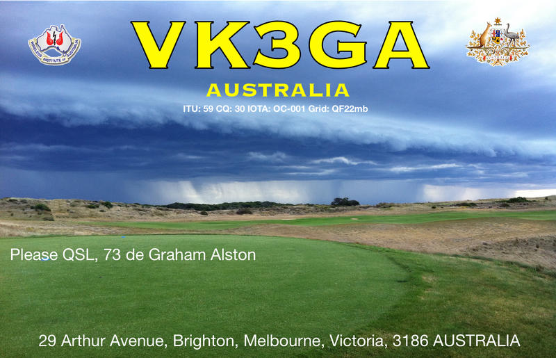 Primary Image for VK3GA