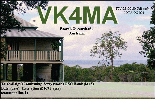 Primary Image for VK4MA