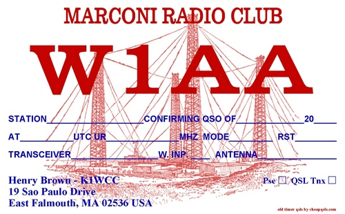 Primary Image for W1AA