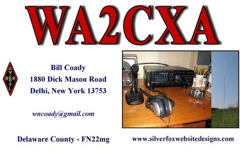 Primary Image for WA2CXA