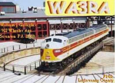 Primary Image for WA3RA