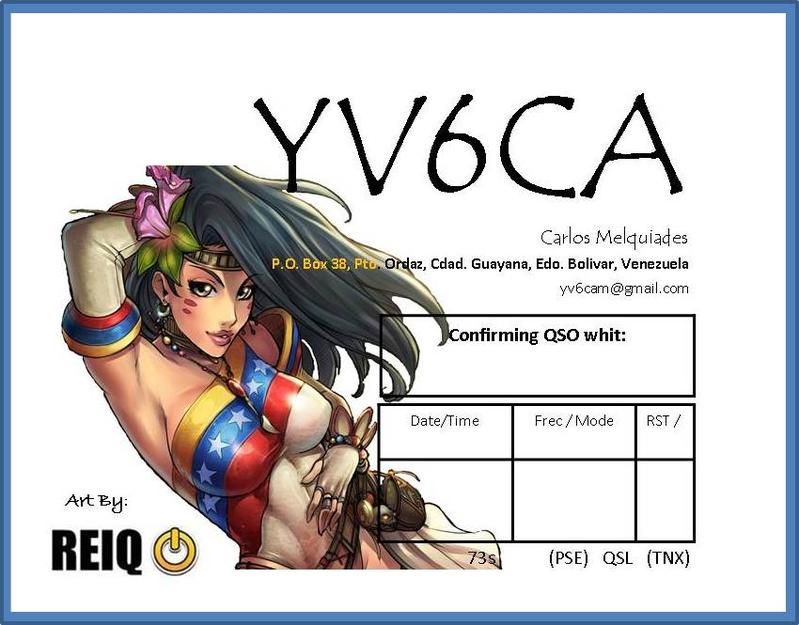 Primary Image for YV6CA