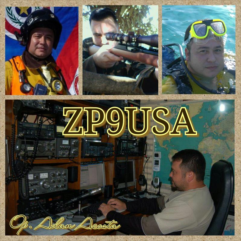 Primary Image for ZP9USA