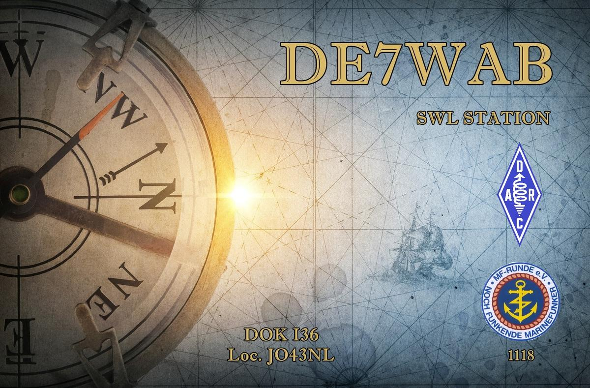 Primary Image for DE7WAB