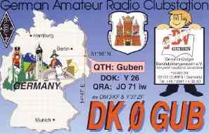 Primary Image for DK0GUB