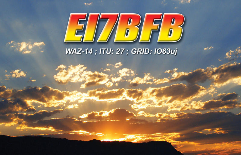 Primary Image for EI7BFB