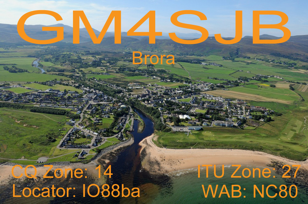 Primary Image for GM4SJB