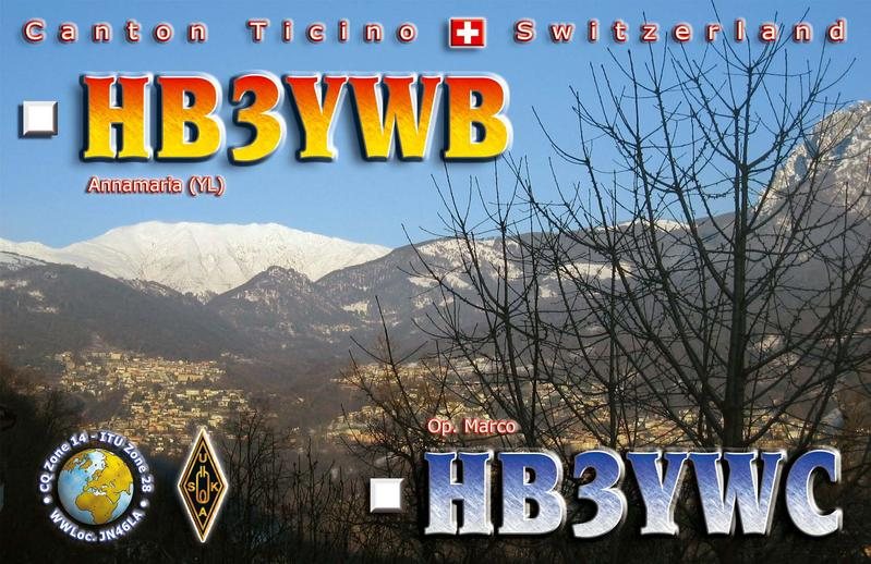 Primary Image for HB3YWB