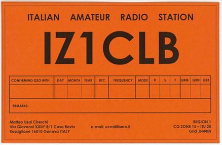 Primary Image for IZ1CLB