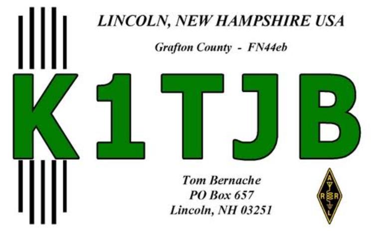 Primary Image for K1TJB