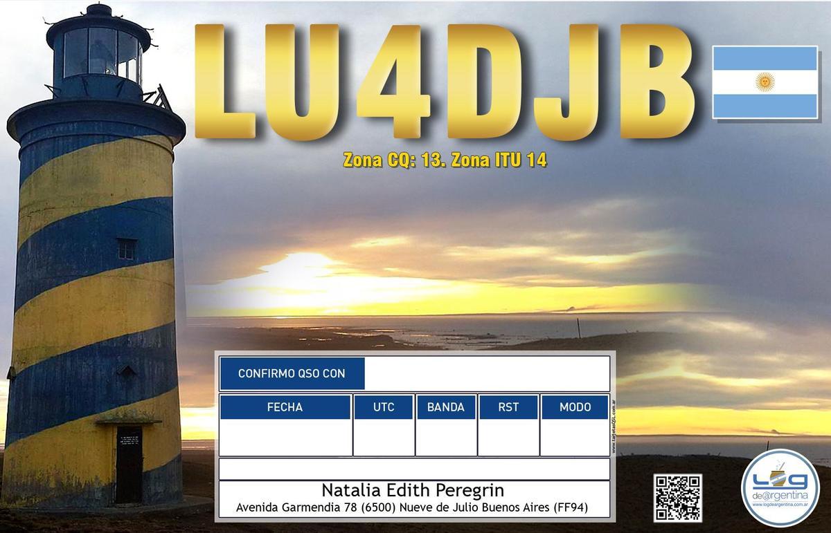 Primary Image for LU4DJB